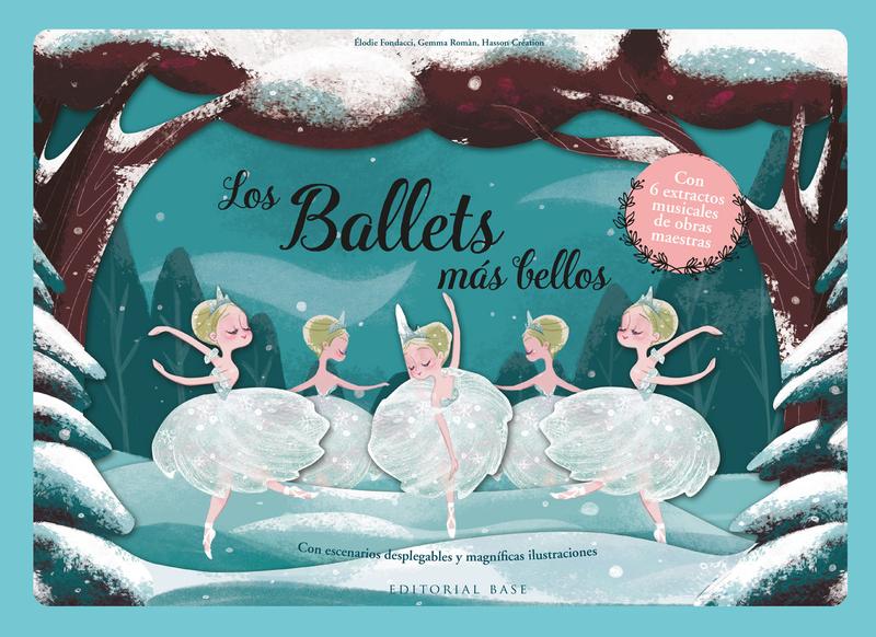 Los Ballets más bellos: portada