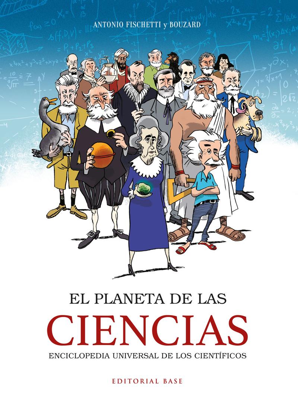 El planeta de las ciencias: portada