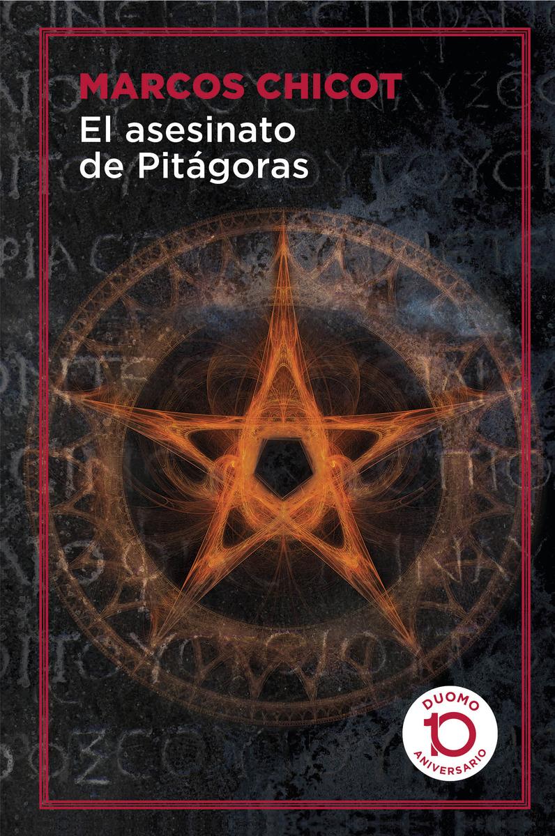 El asesinato de Pitágoras - 10 ANIVERSARIO: portada