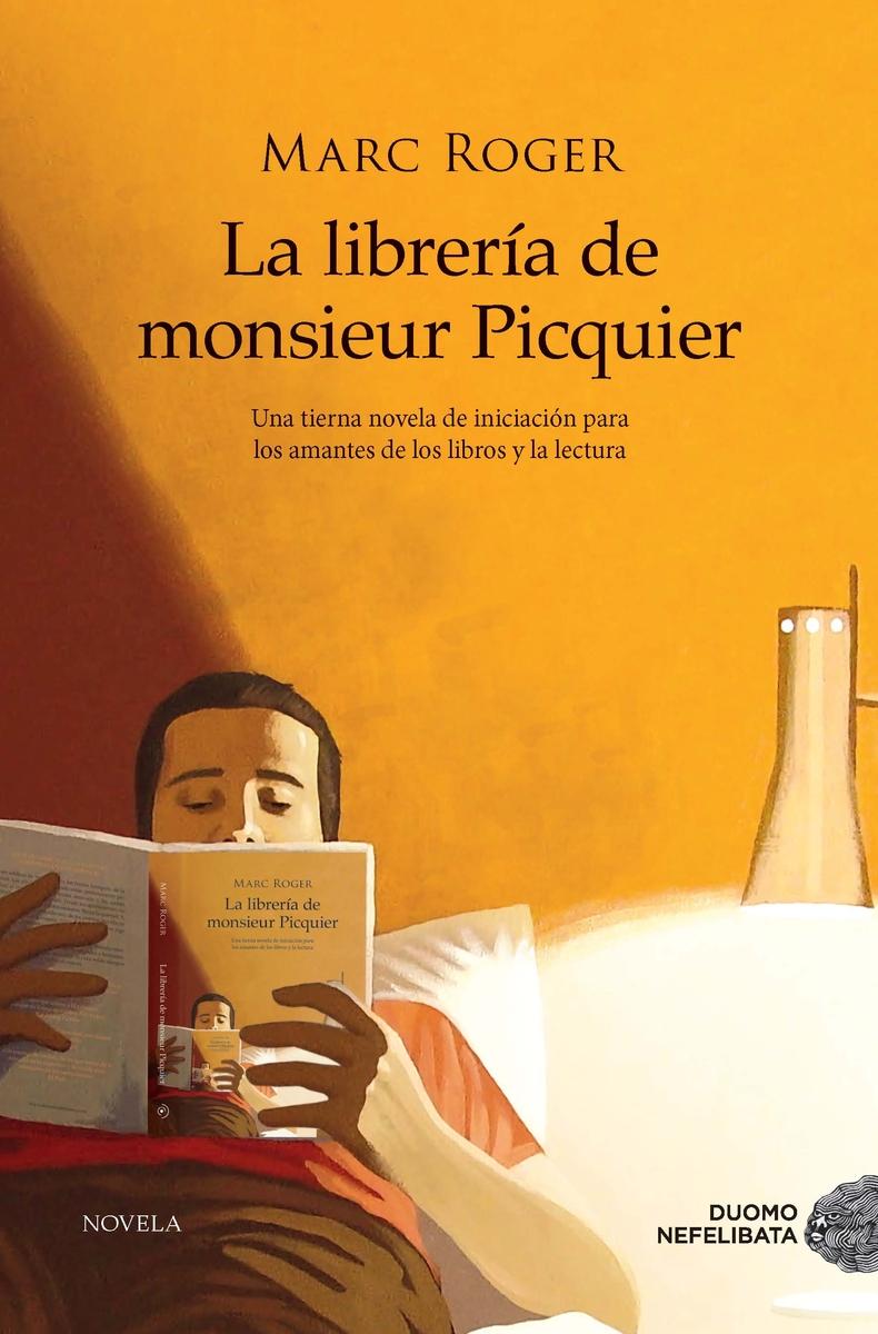 La librería de monsieur Picquier: portada