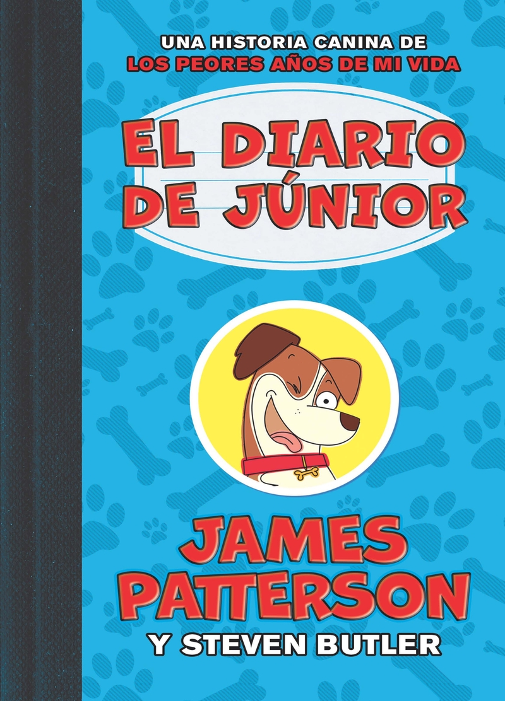 El diario de Júnior: portada