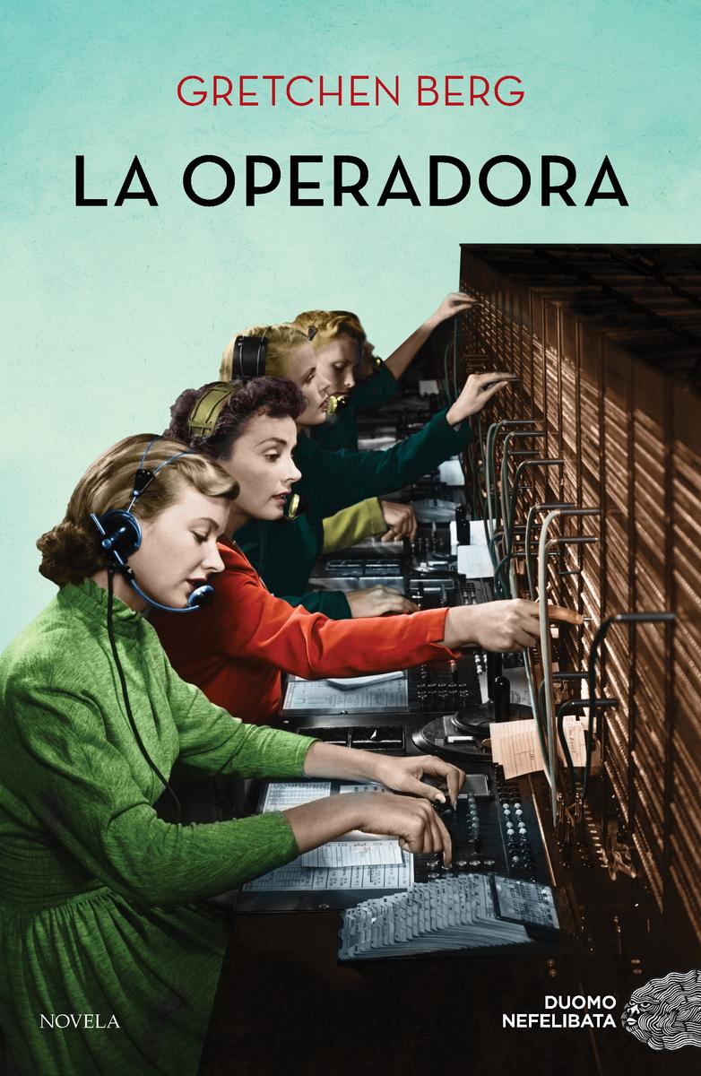 La operadora: portada