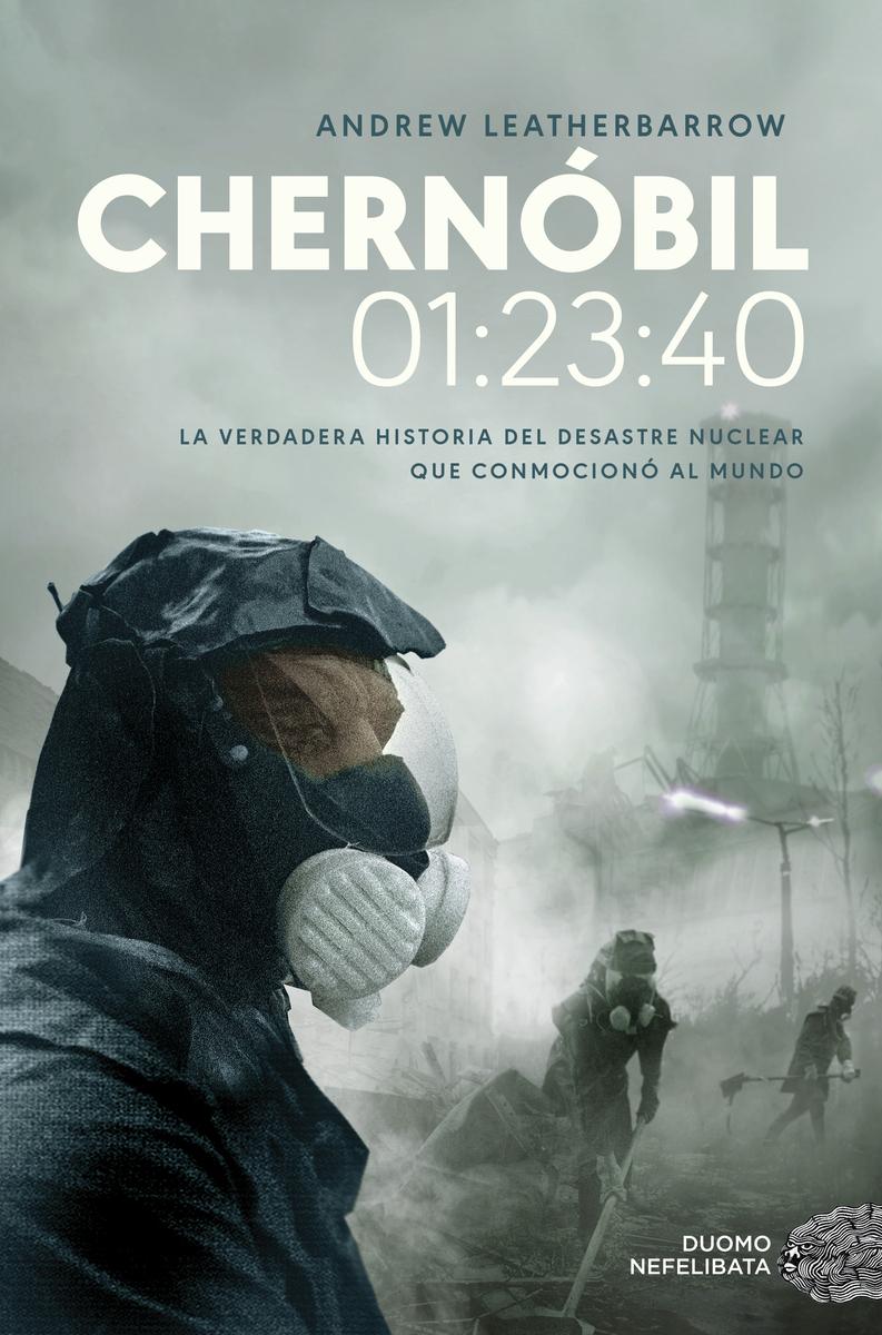 Chernóbil. 01:23:40: portada