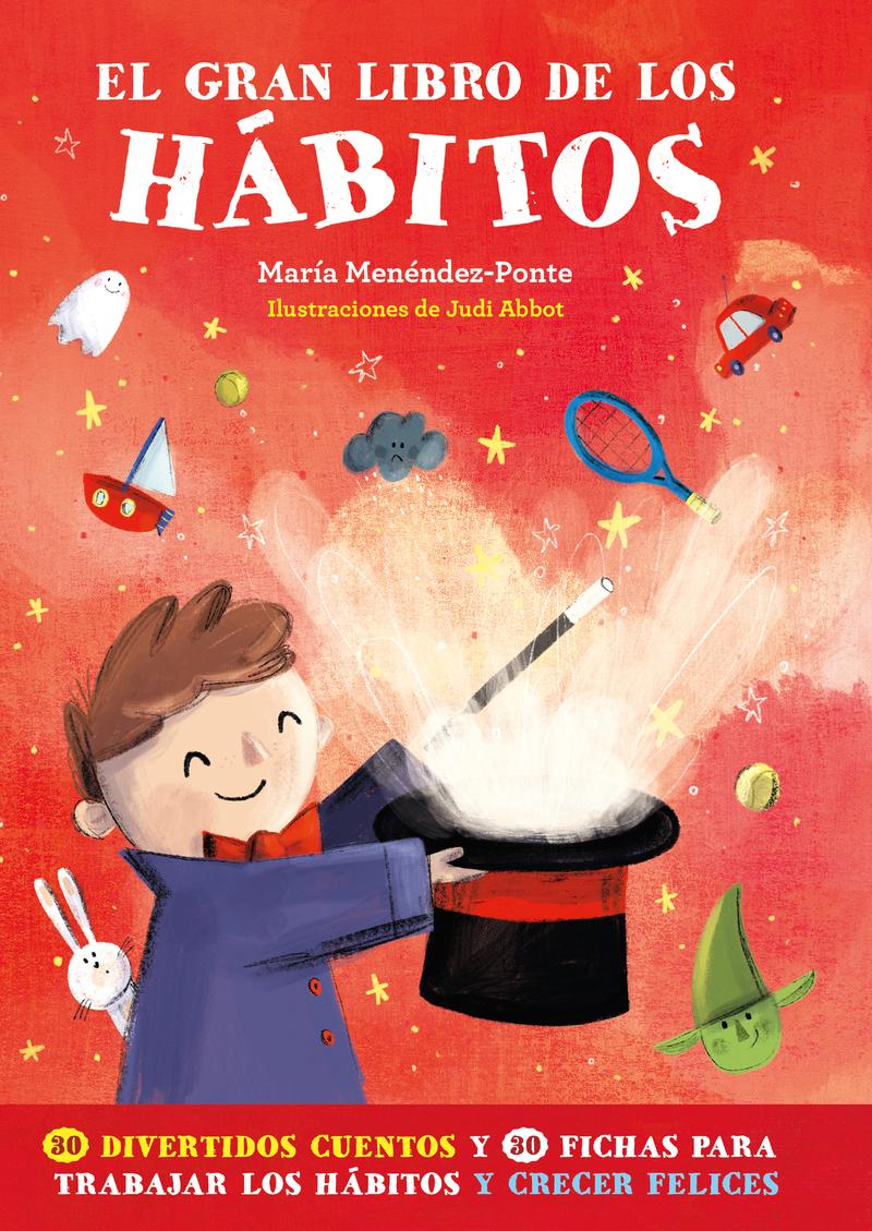 El gran libro de los hábitos: portada