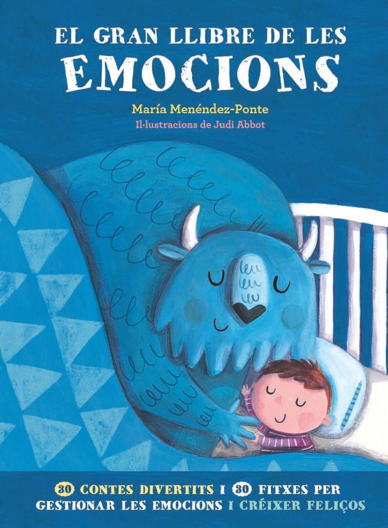 El gran llibre de les emocions: portada