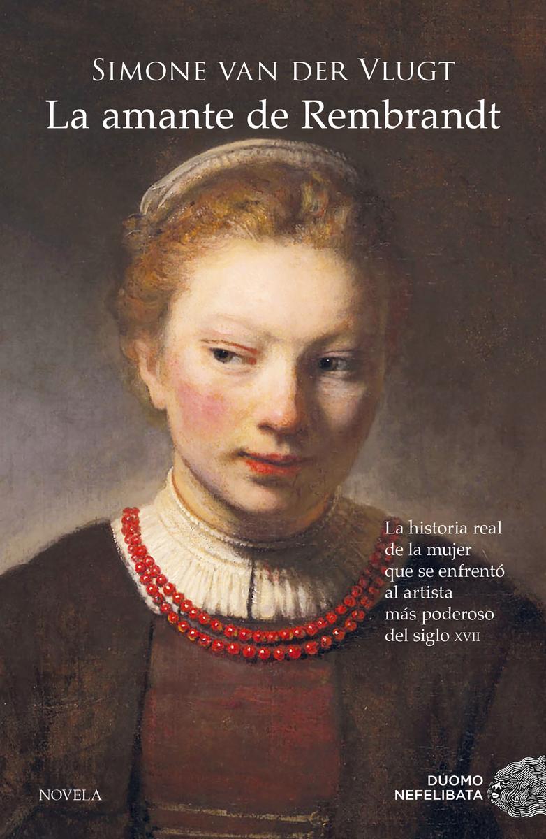 La amante de Rembrandt: portada