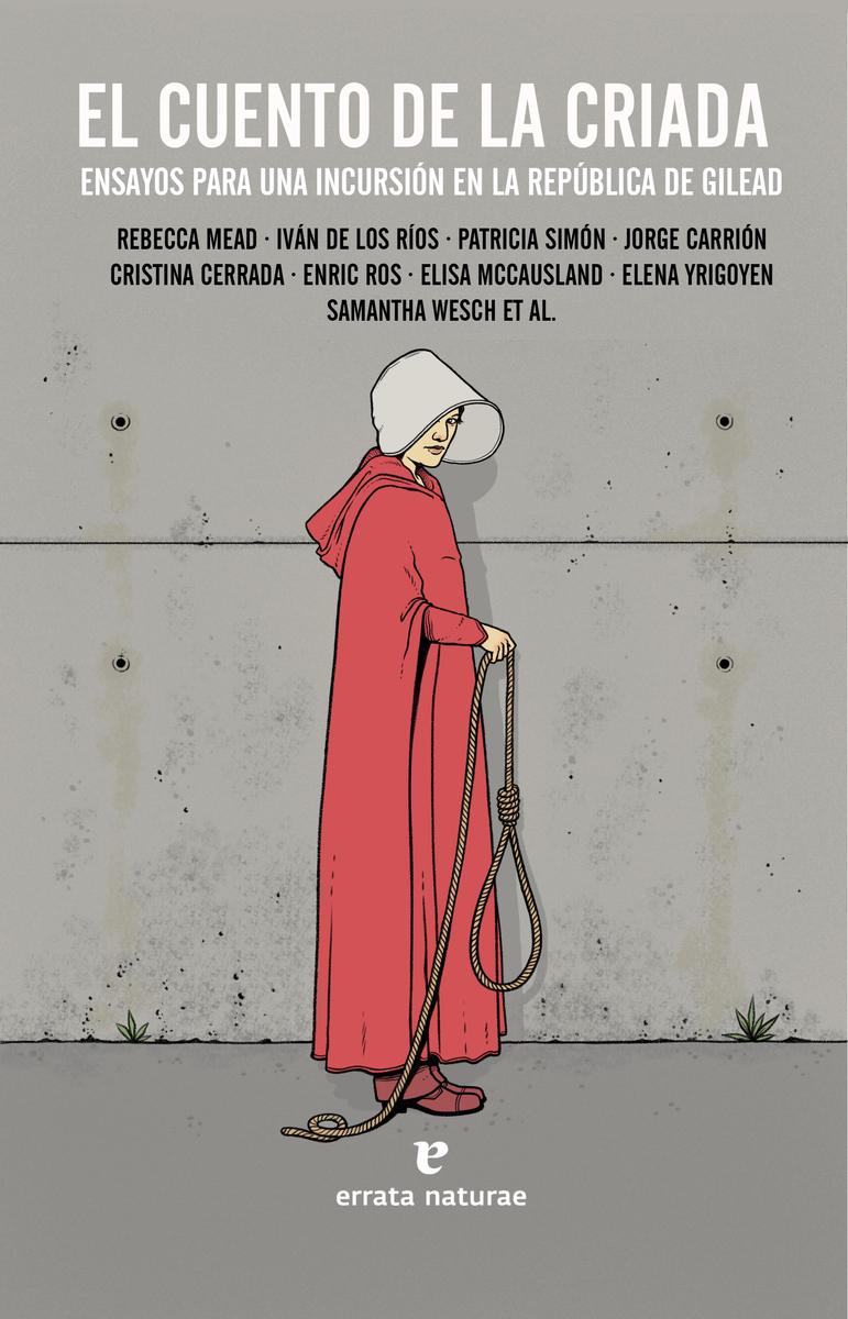 El cuento de la criada: portada