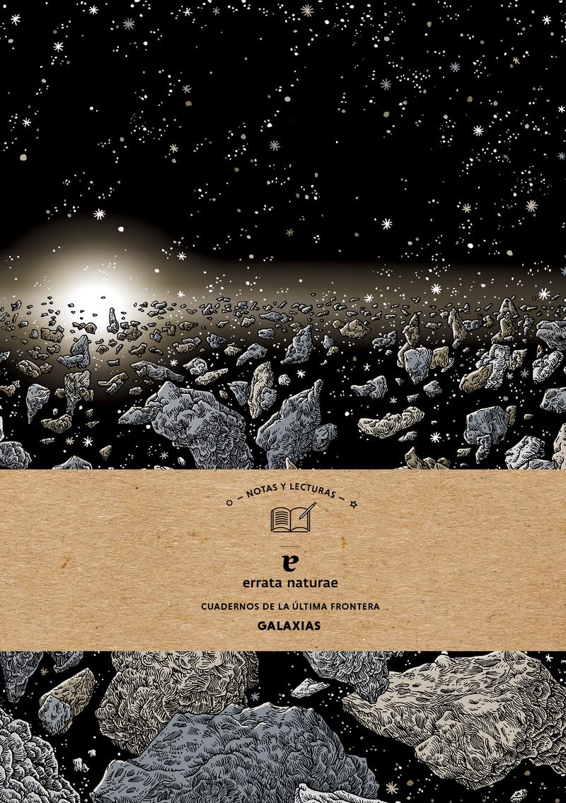 Galaxias. Cuadernos de la Última Frontera: portada