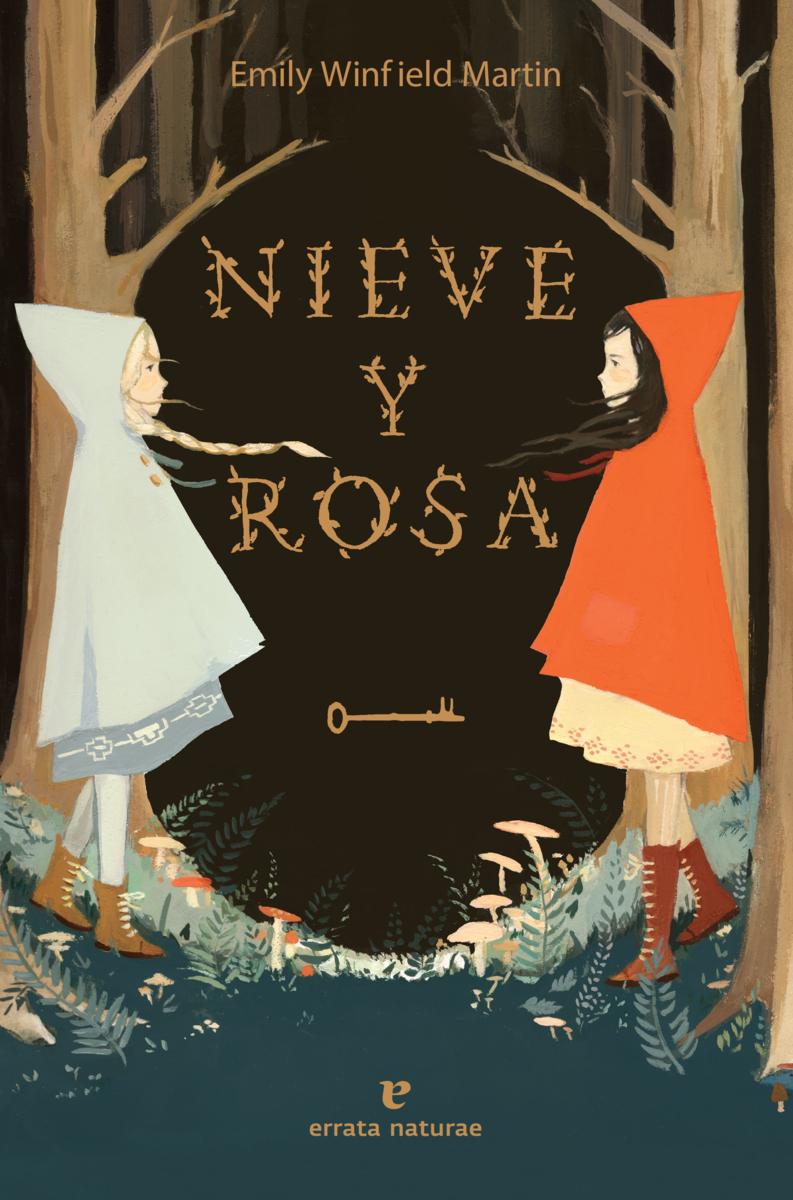 Nieve y Rosa: portada
