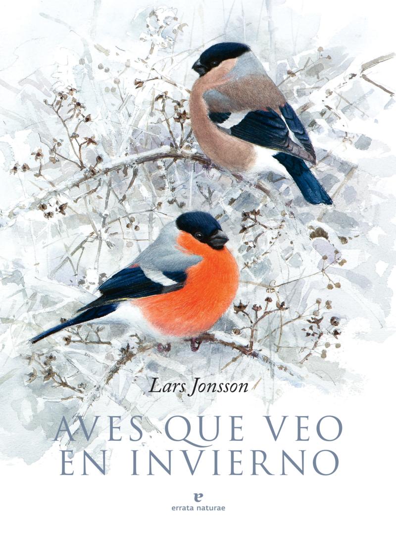 Aves que veo en invierno: portada