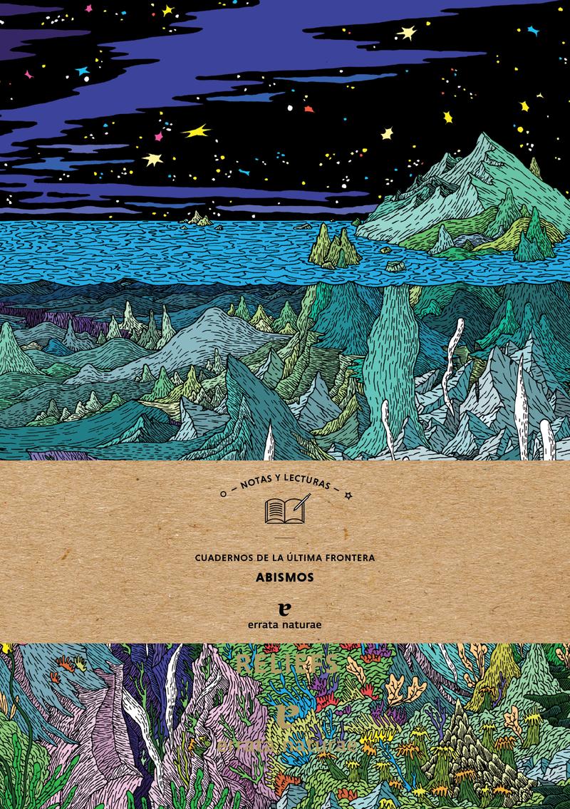 Abismos. Cuadernos de la Última Frontera: portada