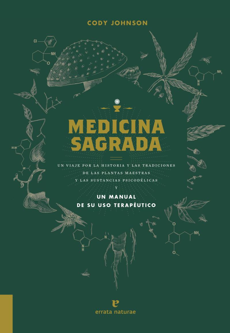 Medicina sagrada: portada