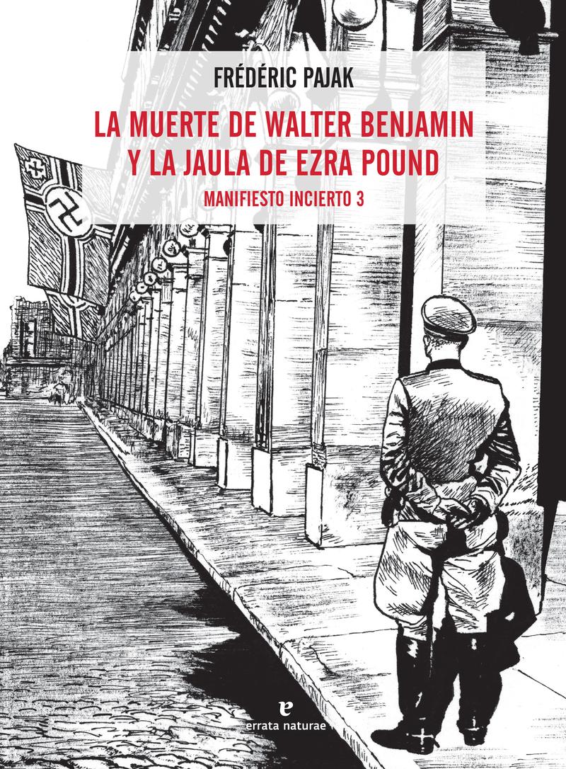 La muerte de Walter Benjamin y la jaula de Ezra Pound: portada