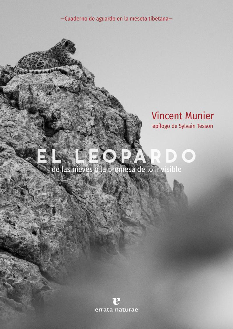 El leopardo de las nieves: portada