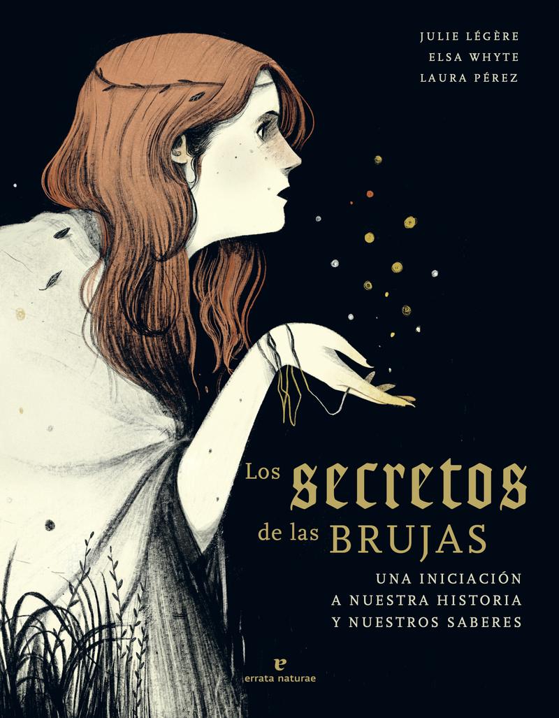 Los secretos de las brujas: portada