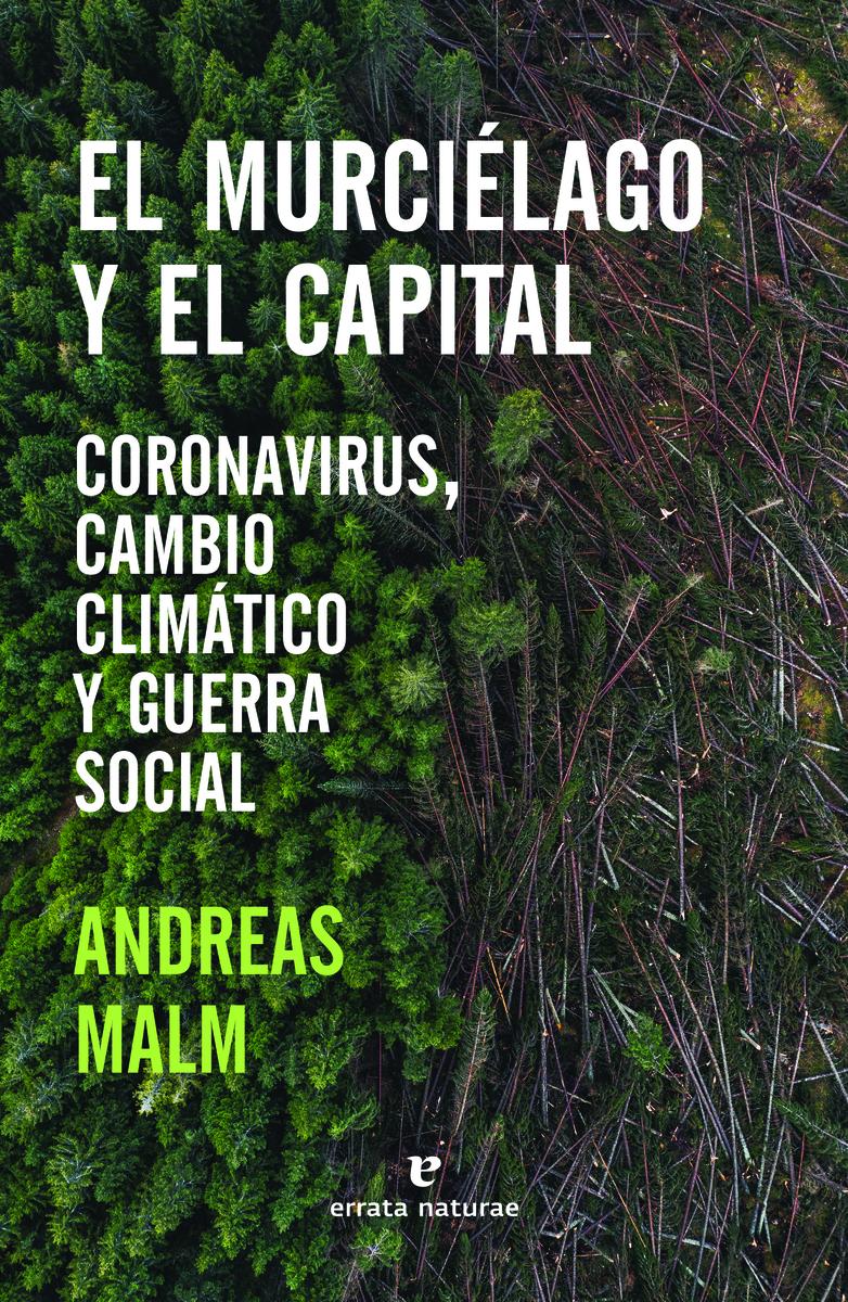 El murciélago y el capital: portada