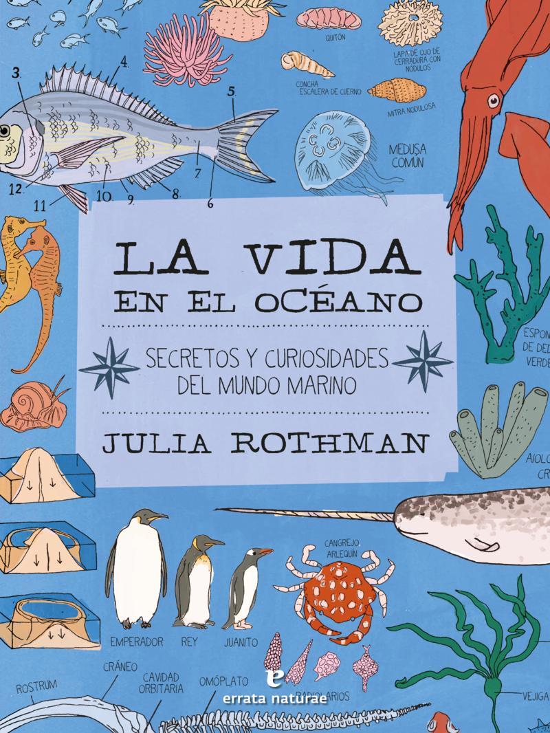 La vida en el océano: portada