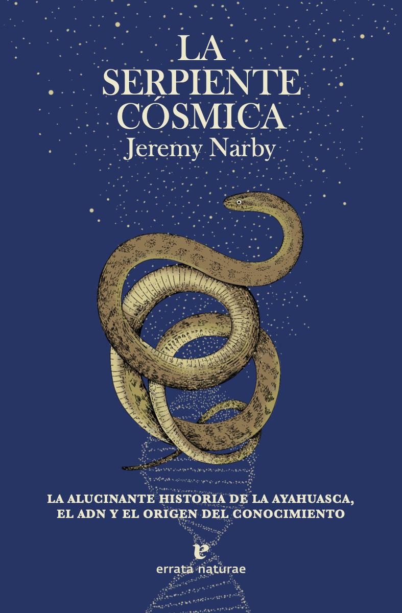 La serpiente cósmica: portada