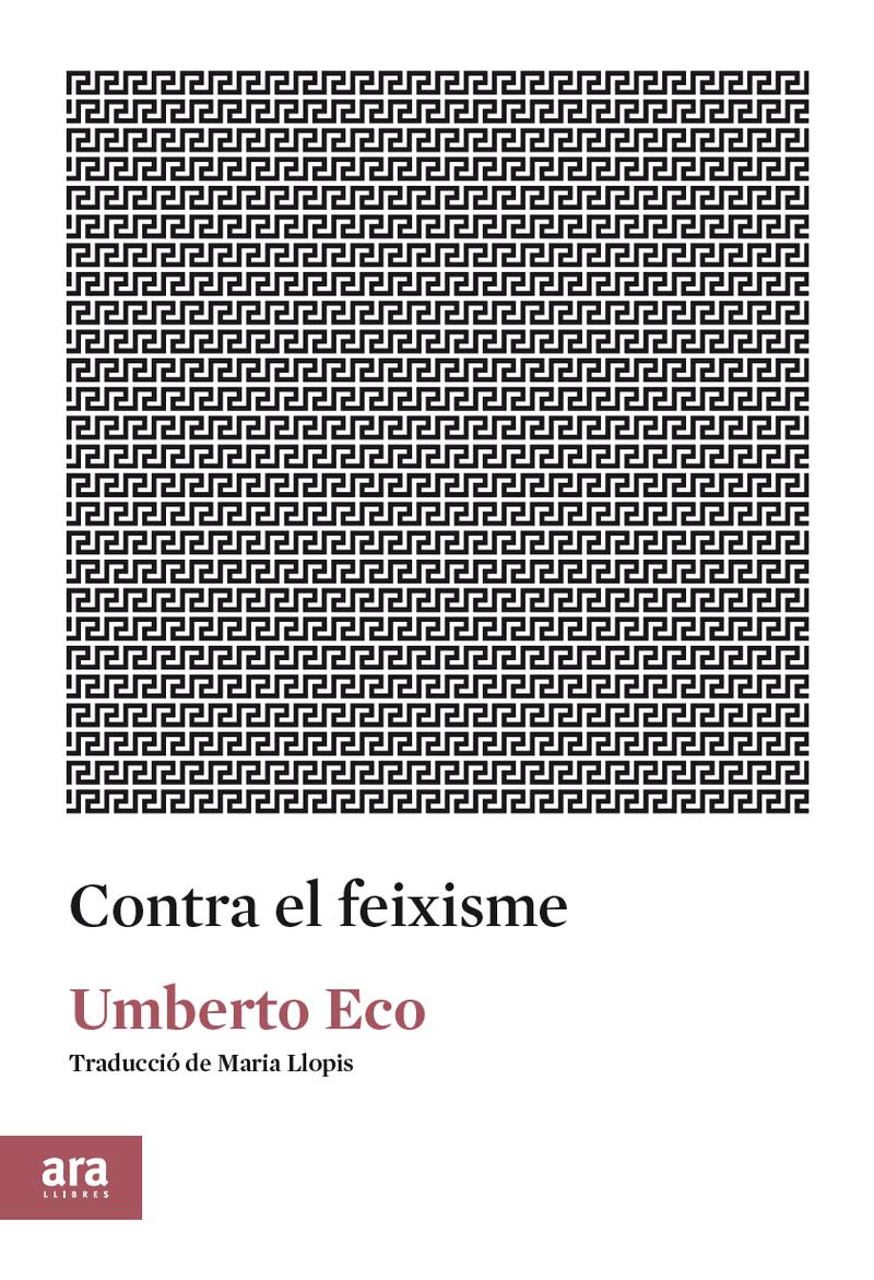 CONTRA EL FEIXISME: portada