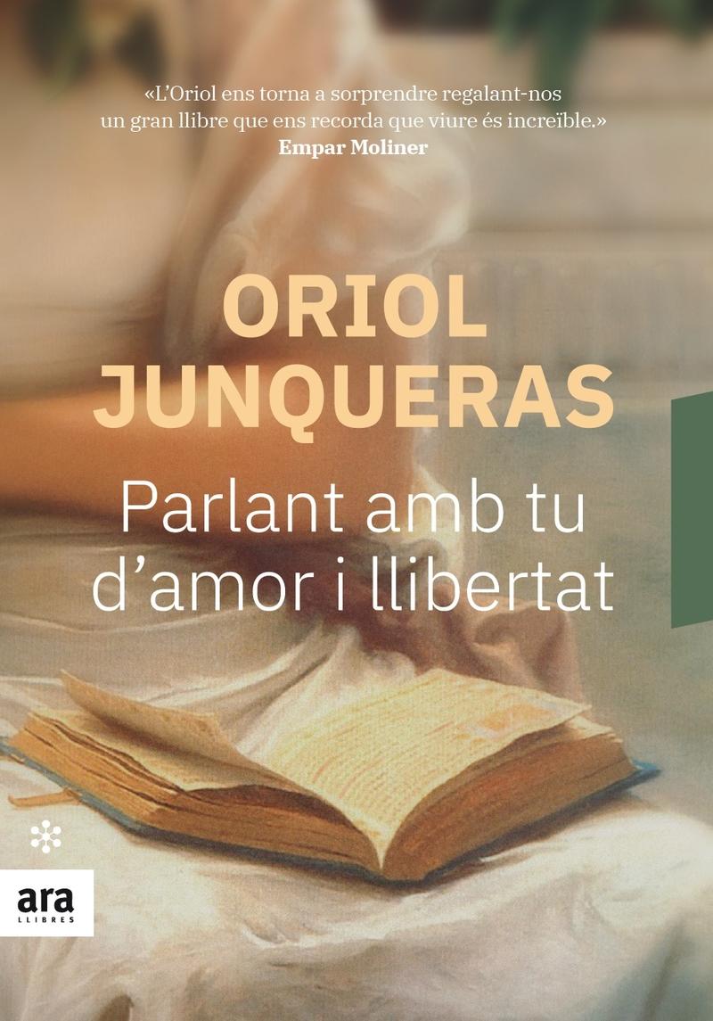 PARLANT AMB TU D'AMOR I LLIBERTAT: portada