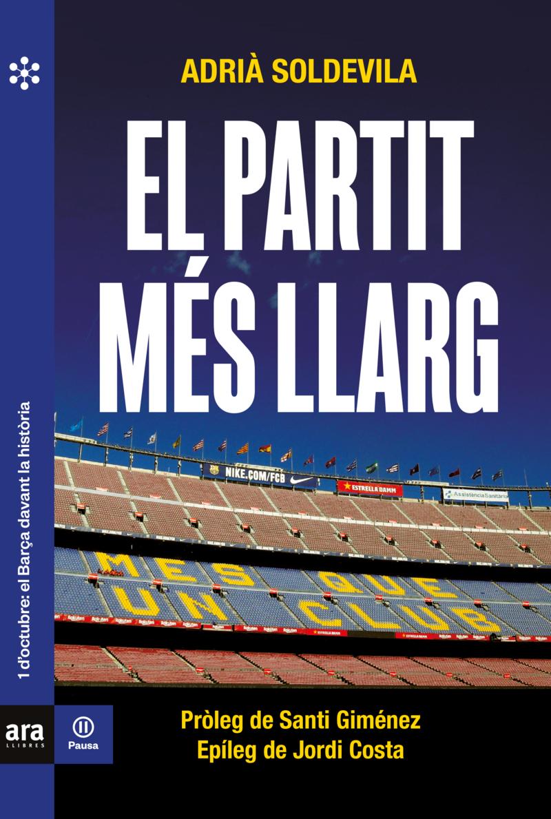 PARTIT MÉS LLARG, EL: portada