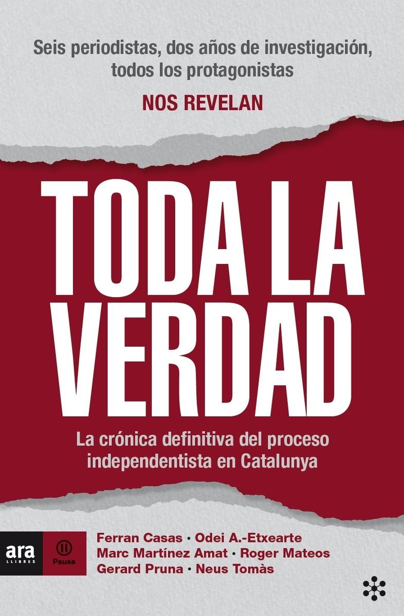 TODA LA VERDAD: portada