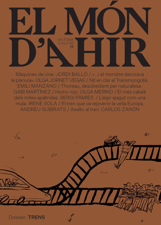 MÓN D'AHIR, EL #17: portada