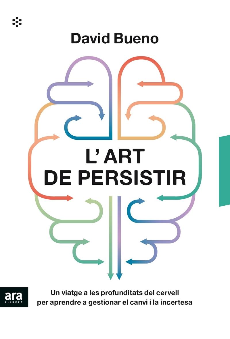 L'ART DE PERSISTIR: portada