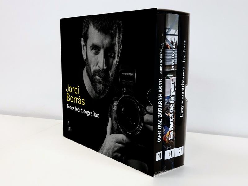 JORDI BORRÀS. TOTES LES IMATGES: portada