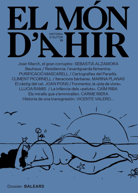 MÓN D'AHIR, EL #19: portada