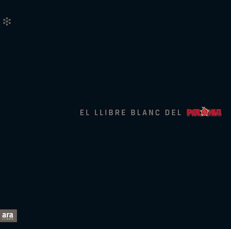 LLIBRE BLANC DEL POLÒNIA, EL: portada