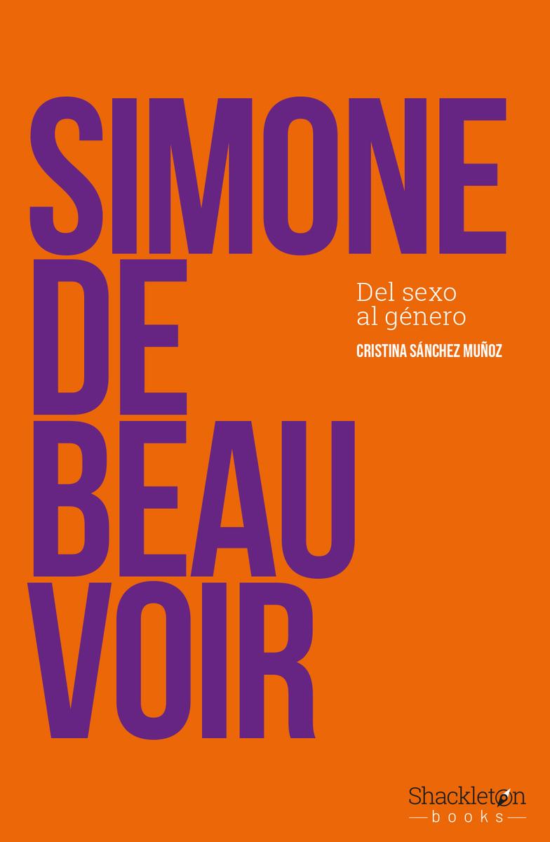 Simone de Beauvoir: portada