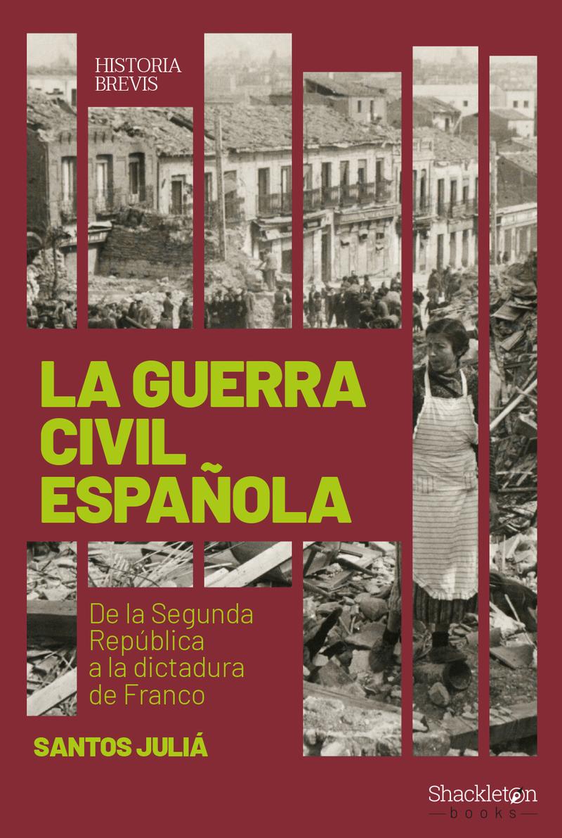 La Guerra civil española: portada