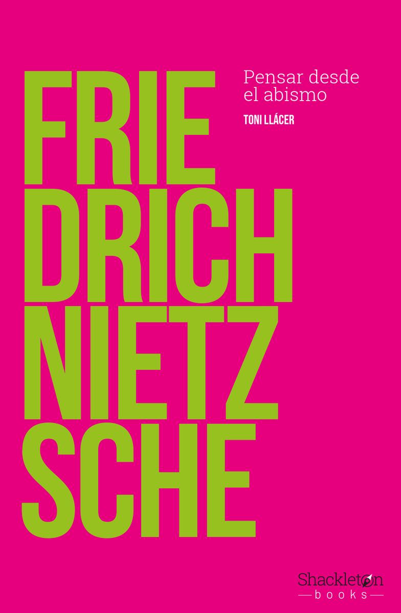 Friedrich Nietzsche: portada