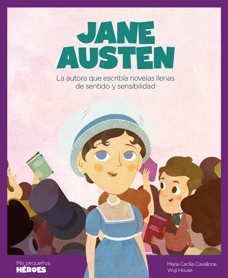 Jane Austen: portada