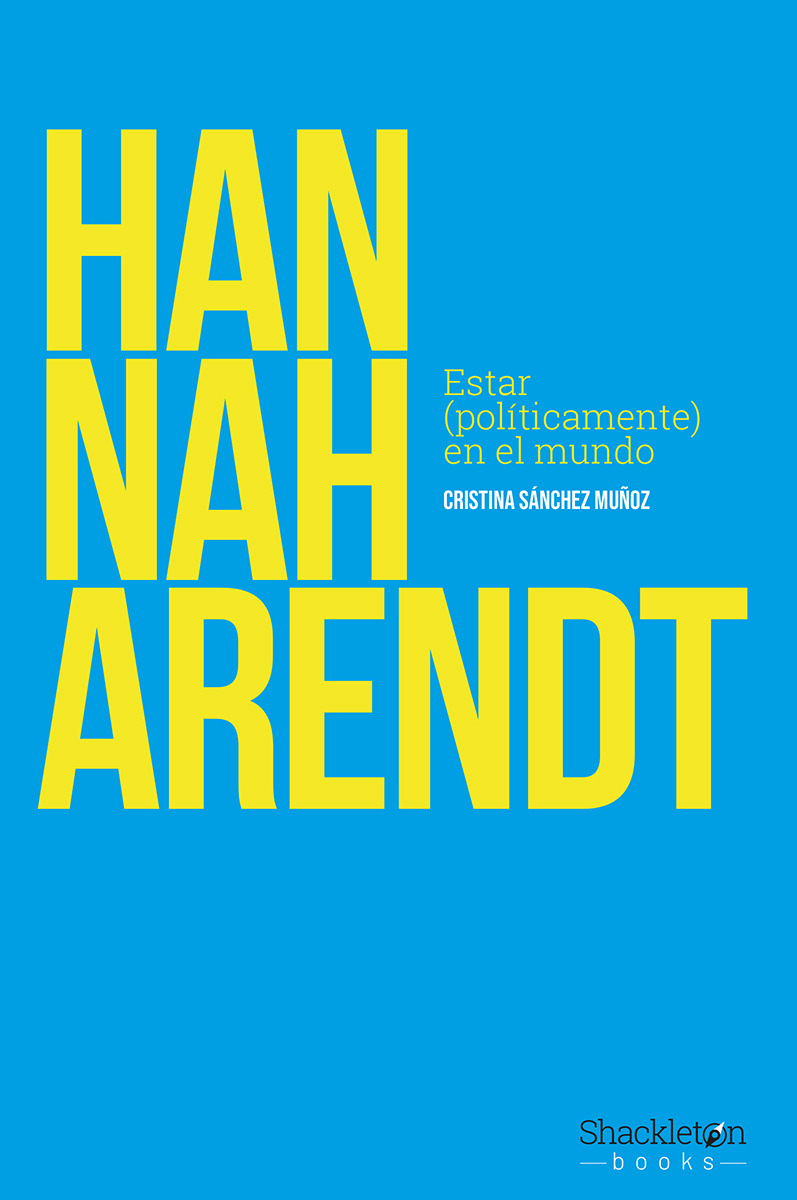 Hannah Arendt: portada