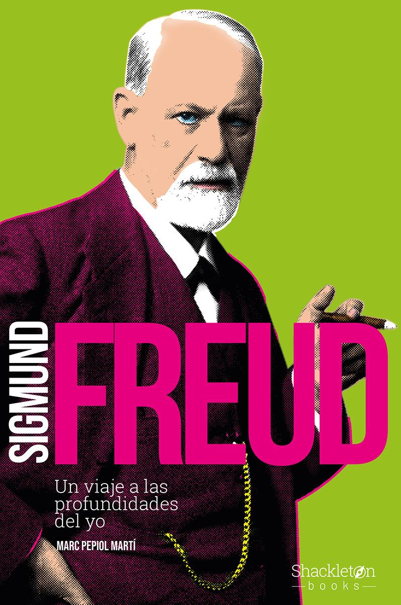 Sigmund Freud: portada