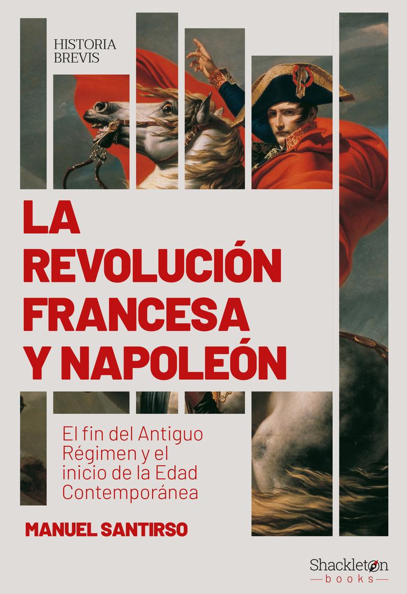 La Revolución francesa y Napoleón: portada