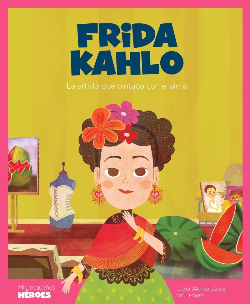 Frida Kahlo: portada