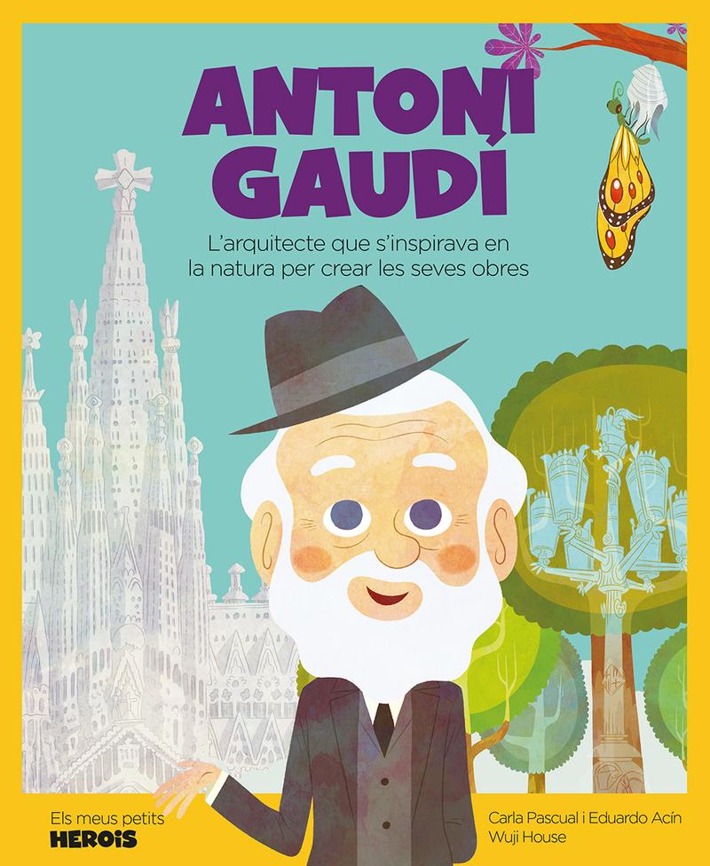 Antoni Gaudí (versió CATALÀ): portada