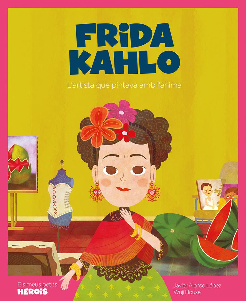 Frida Kahlo (versió CATALÀ): portada
