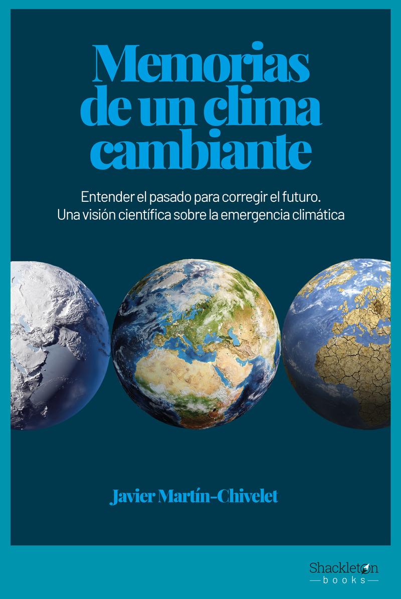 Memorias de un clima cambiante: portada
