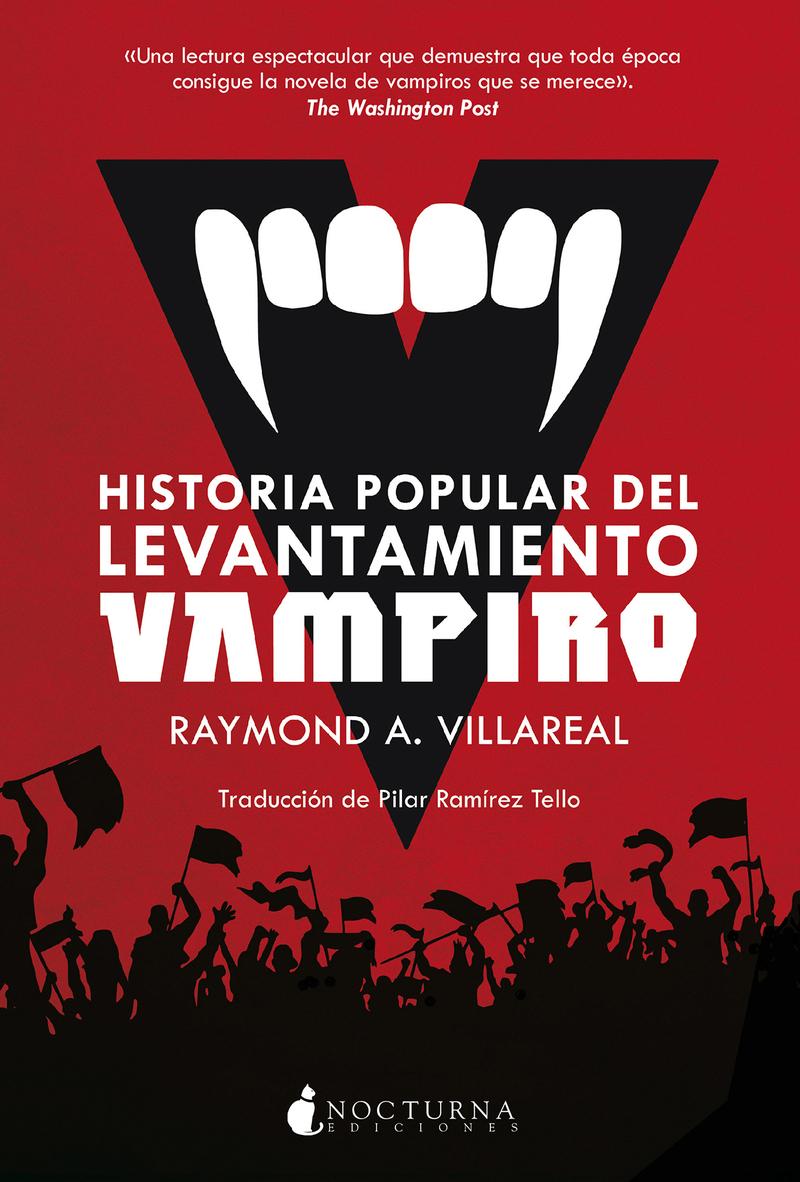 HISTORIA POPULAR DEL LEVANTAMIENTO VAMPIRO: portada