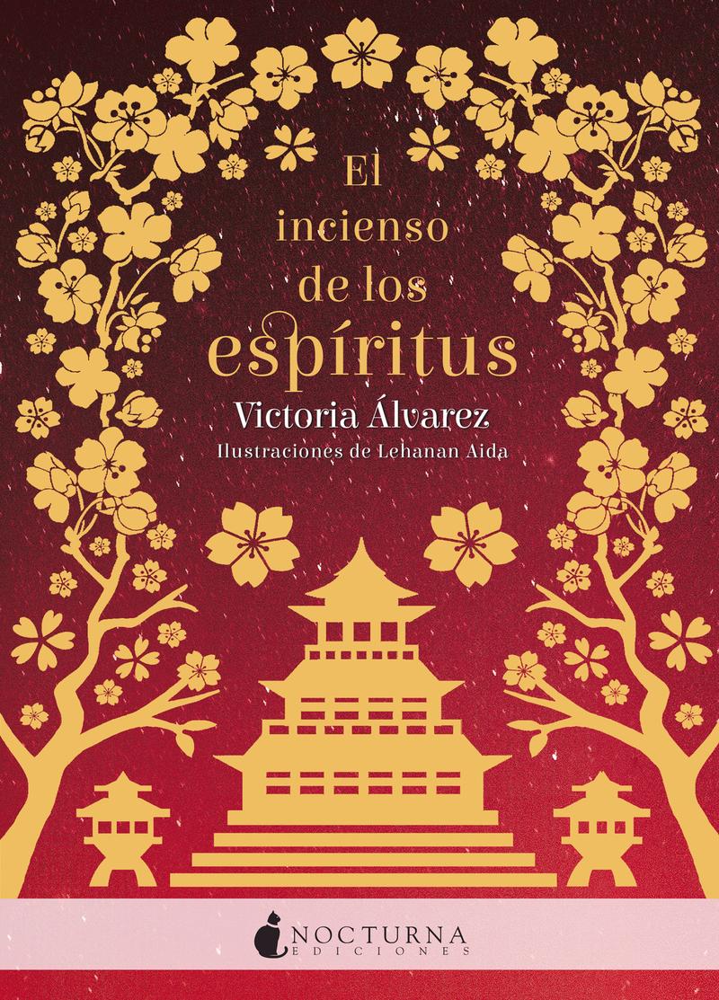 INCIENSO DE LOS ESPIRITUS,EL: portada