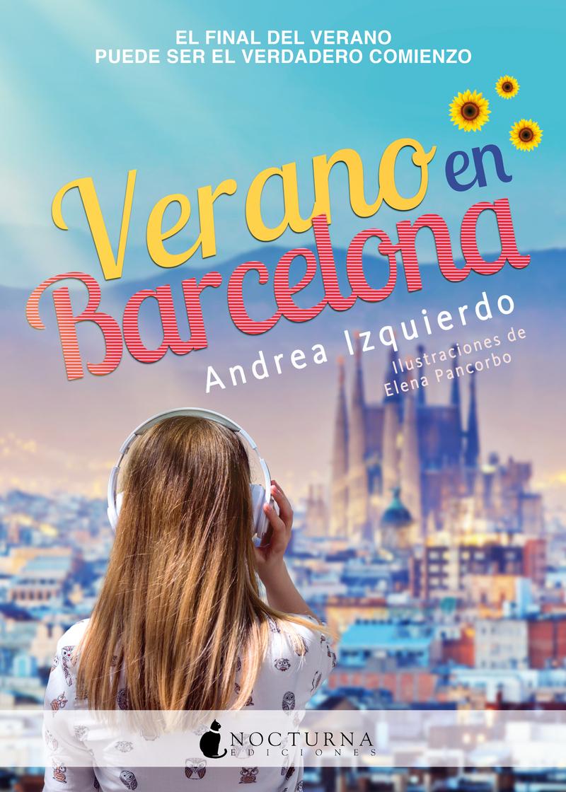 VERANO EN BARCELONA: portada