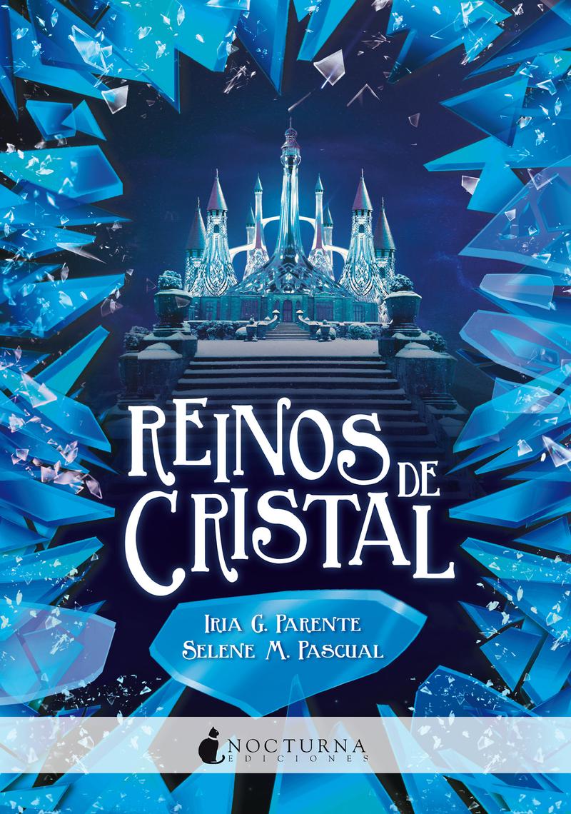 REINOS DE CRISTAL: portada