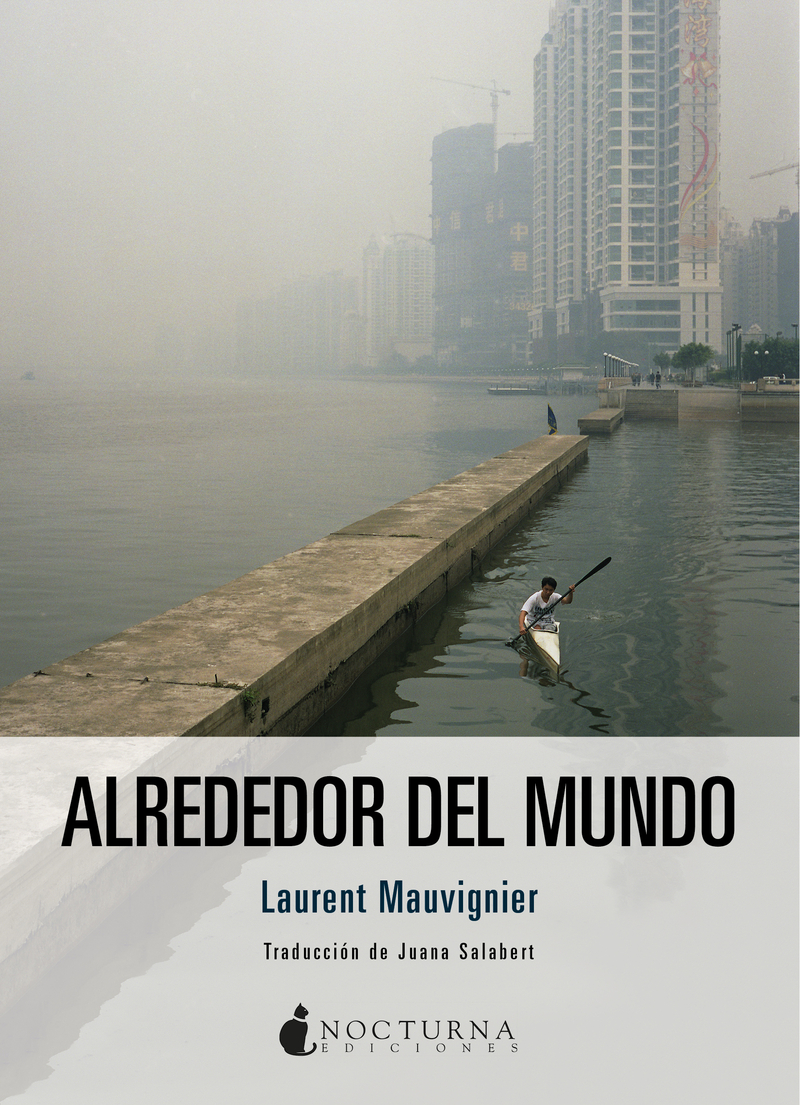 ALREDEDOR DEL MUNDO: portada