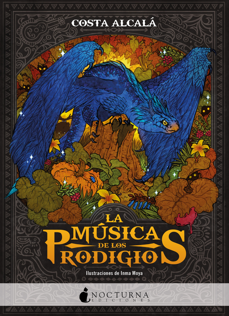 MUSICA DE LOS PRODIGIOS,LA: portada