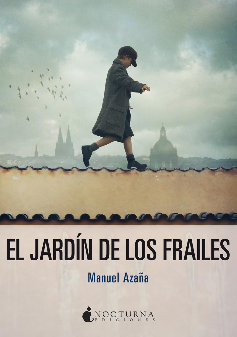 JARDIN DE LOS FRAILES,EL: portada