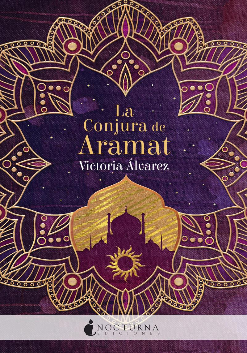 CONJURA DE ARAMAT,LA: portada